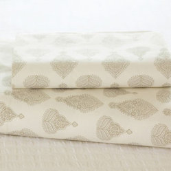 Kingston Bhotah Organic Sheet Set