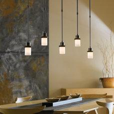 Contemporary Pendant Lighting by Littman Bros Lighting