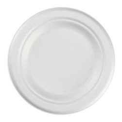 SOUTHERN CHAMPION - C-6 IN PLATE HVY WT MOLDFIBER 1000/CS - Totally chlorine free and made from a renewable resource. Recyclable and compostable in limited areas. Meets SFI, BPI certification guidelines. Moisture and grease resistant. White.. . . . . 6-in. Plate 1,000. . . ChampWare™ Tableware. Dimensions: Height: 1, Length: 1.3, Width: 1. Country of Origin: CN   CAT: Foodservice Dinnerware Foam Plates