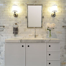 Traditional Bathroom by Statements Tile