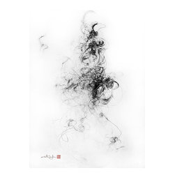 The Taste Of Wind Over Your Body (Original) by John Ligda - Giclee print run of 100.