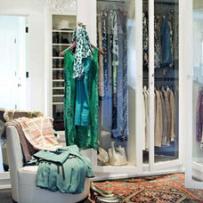 Designer Closets - Dressing Room Photos - House Beautiful
