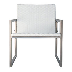 Garbo Casual Chair - About The Garbo Collection: