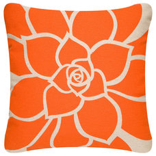 Contemporary Pillows by Wabisabi Green