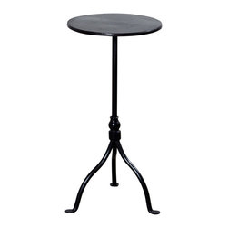Simple Iron Pedestal - Product Features: