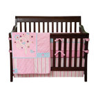 Trend Lab Brielle Crib Bedding Set
