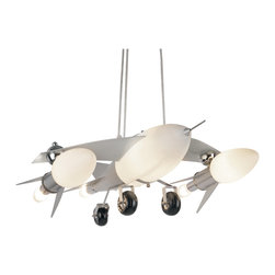 Trans Globe Fighter Jet Airplane Drop Pendant - Trans Globe Lighting is proud to be a leading manufacturer of residential lighting, lamps and home decor since 1986. Born from the hopes and aspirations of two entrepreneurial spirits, Trans Globe Lighting is a true testament to the American dream. Our company mission from the start was exceeding the industry standard in value, style and selection. Today that mission remains stronger than ever.