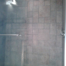 Modern Tile by GPB Builders,llc
