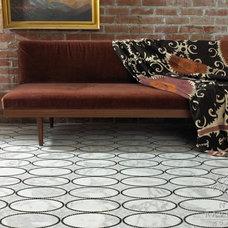 Flooring by New Ravenna Mosaics