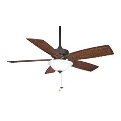 Cancun Ceiling Fan with Light Kit