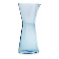 Kartio Carafe/Pitch .75 Quart Light Blue
