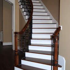 Traditional Staircase Traditional Beauty