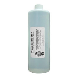 Treadmill Doctor Treadmill Silicone Slip Coat Lube - 32 oz. - Keep your treadmill belt running smoothly with Treadmill Doctor Silicone Slip Coat Lube - 32 0z.. Compatible with any treadmill brand that requires non-petroleum synthetic silicone lube. 32 oz. size good for 32 applications.About Treadmill DoctorsTreadmill Doctor was formed in 1998 when two friends with years of experience in the fitness equipment industry recognized an availability gap in maintenance and repair of the product they were selling. They applied their expertise and knowledge to form what is now the largest and most trusted purveyor of replacement parts maintenance items and repair of treadmills ellipticals and more. When you need to keep on running trust the Treadmill Doctor.