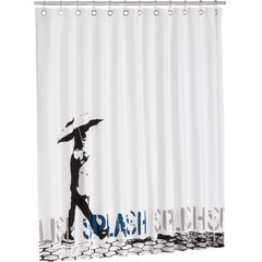 contemporary shower curtains by CB2