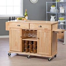 Modern Kitchen Islands And Kitchen Carts by Hayneedle