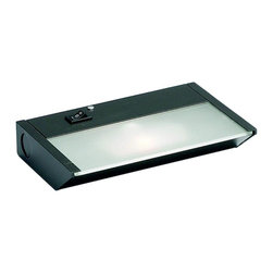Kichler Lighting - Kichler Lighting - 12012BZ - Two Light Undercabinet - Rely on the Kichler Direct Wire XE Series where you need warm, natural task lighting at a great price. Xenon technology makes it efficient and long-lasting.