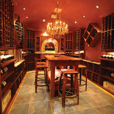Wine Cellar by Architectural Justice