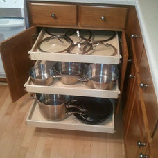 Kitchen Drawer Organizers by ShelfGenie National