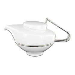 Gemiini Collection Teapot with Integrated Infuser