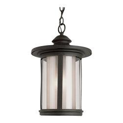 Trans Globe - Trans Globe 40046 BK 1-Light Hanging Lantern - Trans Globe 40046 BK 1-Light Hanging Lantern