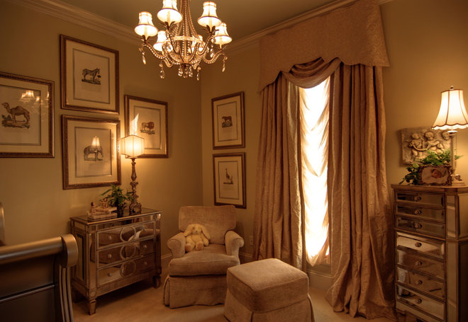 Traditional Bedroom by Nelson Wilson Interiors