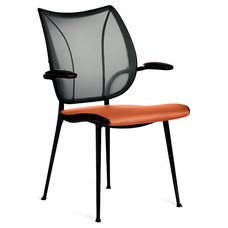 Contemporary Living Room Chairs Liberty Side Chair