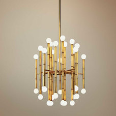 Midcentury Chandeliers by Euro Style Lighting