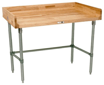 Contemporary Kitchen Islands And Kitchen Carts by stainlesssteelstore.com