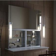 Contemporary Medicine Cabinets by Quality Bath