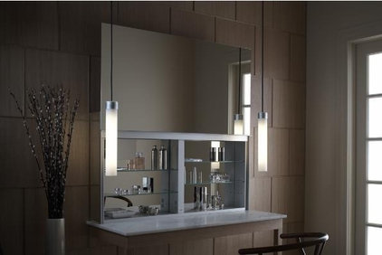 Contemporary Medicine Cabinets by Quality Bath