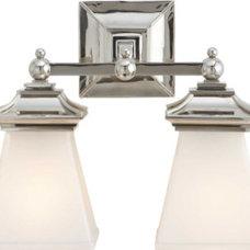 Double Chinoiserie Bath Light - CHD1516
