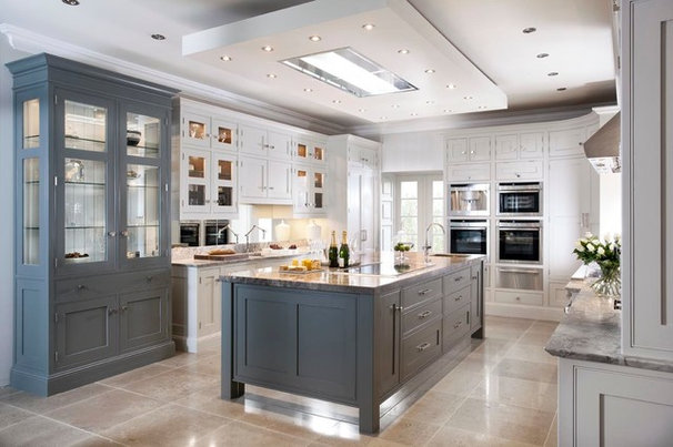 Modern Kitchen Cabinetry by O'Connors of Drumleck