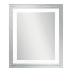 Kichler Lighting - Kichler Lighting Transitional Mirror X-10287 - Kichler Lighting Transitional Mirror X-10287