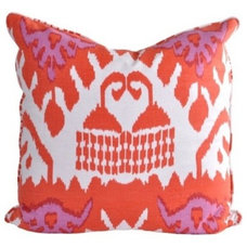 Eclectic Decorative Pillows by oomph