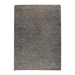 "MA Trading - Contemporary Tokyo 3'x5'4"" Rectangle Gray-Beige Area Rug - The Tokyo area rug Collection offers an affordable assortment of Contemporary stylings. Tokyo features a blend of natural Gray-Beige color. Hand Knotted of 60% Wool  20% Cotton  20% Hemp the Tokyo Collection is an intriguing compliment to any decor."