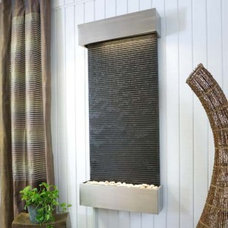Modern Indoor Fountains by BuilderDepot, Inc.