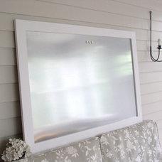 Modern Bulletin Board by Elegance Farm LLC
