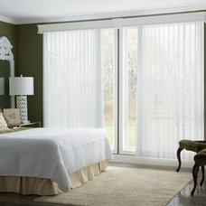 Vertical Blinds by Modern Blinds and Shades