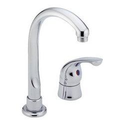Delta Faucet - 2 GPM Single Handle Teapot Showerhead - Features: