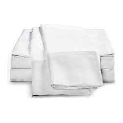 1000 Thread Count - Egyptian Cotton Sheet Set by ExceptionalSheets - Our 100% Egyptian Cotton Sheets cannot be beaten when it comes to the price. You will not find better quality at a better price! They're available in multiple size ranges and colors making up almost 200 options! Whether the sheets are a gift for a friend or you are buying for yourself, you know you are getting top-quality luxury with Exceptional Sheets.