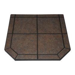 "American Panel - Tartara Single Cut Corner Stove Board, 48"" x 48"" - Tartara Single Cut Corner Stove Board, 48"" x 48"". This item cannot ship to APO/FPO addresses. Please accept our apologies."