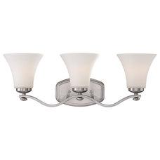 Contemporary Bathroom Vanity Lighting by Lamps Plus