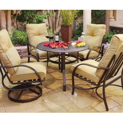 Modern Patio Furniture - The Patio Place is Orange County's largest selection and best value for name brand patio furniture. We offer same-day delivery anywhere in Orange County.