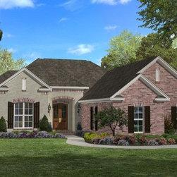 House Plan 430-60 -