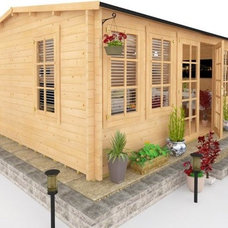 Traditional Sheds by Garden Buildings Direct