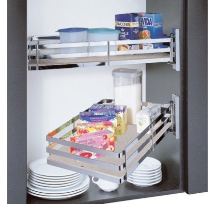 Eclectic Pantry And Cabinet Organizers by Richelieu