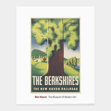 Ben Nason: The Berkshires The New Haven Railroad | MoMA Store