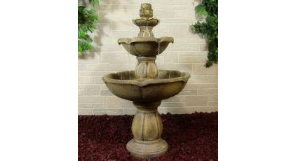 Outdoor Classics Birds Delight Fountain | Water Fountains