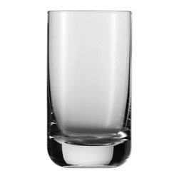 Schott Zwiesel - Schott Zwiesel Tritan Convention Highball Glasses - Set of 6 - 0005.175514 - Shop for Drinkware from Hayneedle.com! Be the belle of the (high) ball with the Schott Zwiesel Tritan Convention Highball Glasses - Set of 6. Dishwasher-safe design means easy cleaning. The durable and beautiful scratch-resistant clear glass makes the perfect complement to any occasion.About Fortessa Inc.You have Fortessa Inc. to thank for the crossover of professional tableware to the consumer market. No longer is classic high-quality tableware the sole domain of fancy restaurants only. By utilizing cutting edge technology to pioneer advanced compositions as well as reinventing traditional bone china Fortessa has paved the way to dominance in the global tableware industry.Founded in 1993 as the Great American Trading Company Inc. the company expanded its offerings to include dinnerware flatware glassware and tabletop accessories becoming a total table operation. In 2000 the company consolidated its offerings under the Fortessa name. With main headquarters in Sterling Virginia Fortessa also operates internationally and can be found wherever fine dining is appreciated. Make sure your home is one of those places by exploring Fortessa's innovative collections.