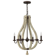 Farmhouse Chandeliers by Carolina Rustica